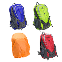 Hiking Backpack 35L with Rain Cover