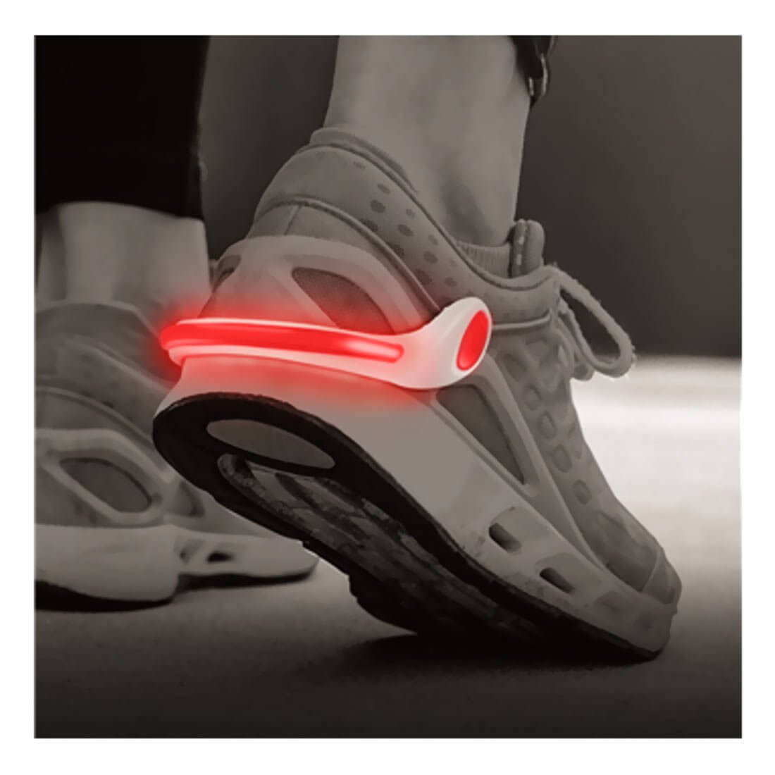 LED Shoe Heel Clip Lights