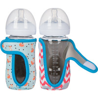 Neoprene Baby Bottle Sleeves