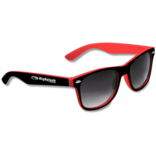 Risky Business Sunglasses - Two ToneRisky Business Sunglasses - Two Tone