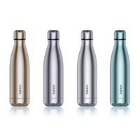 Gere Stainless Steel Thermos Water Bottles