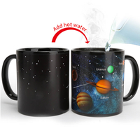 Magic Mugs Ceramic Color Changing Mug