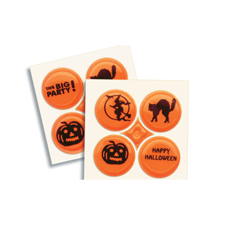 Reflective Safety Bike Stickers