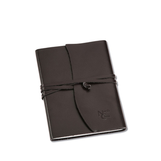 Americana Leather-Wrapped Journal