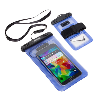Waterproof Smart Phone Case with 3.5mm Audio