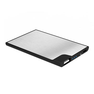 Ultr-Slim Powercard Credit Card Power Bank Power Charger
