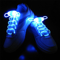 LED Lighting up Shoelace