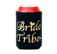 3mm Neoprene Insulate Beer Cans Bottle Koozies For Wedding