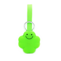 Silicone Cartoon Cute Star Keychain Multi Ports USB Charging Cable